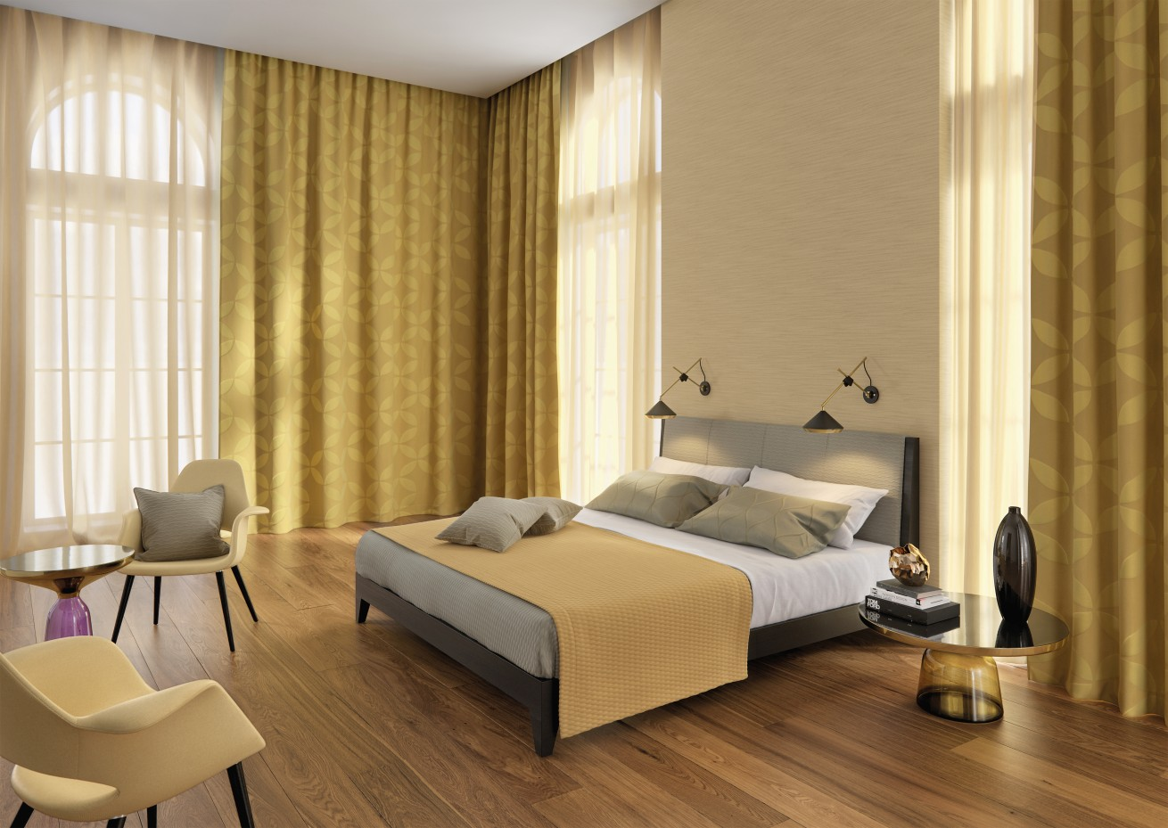 Hospitality Mood-Gold
