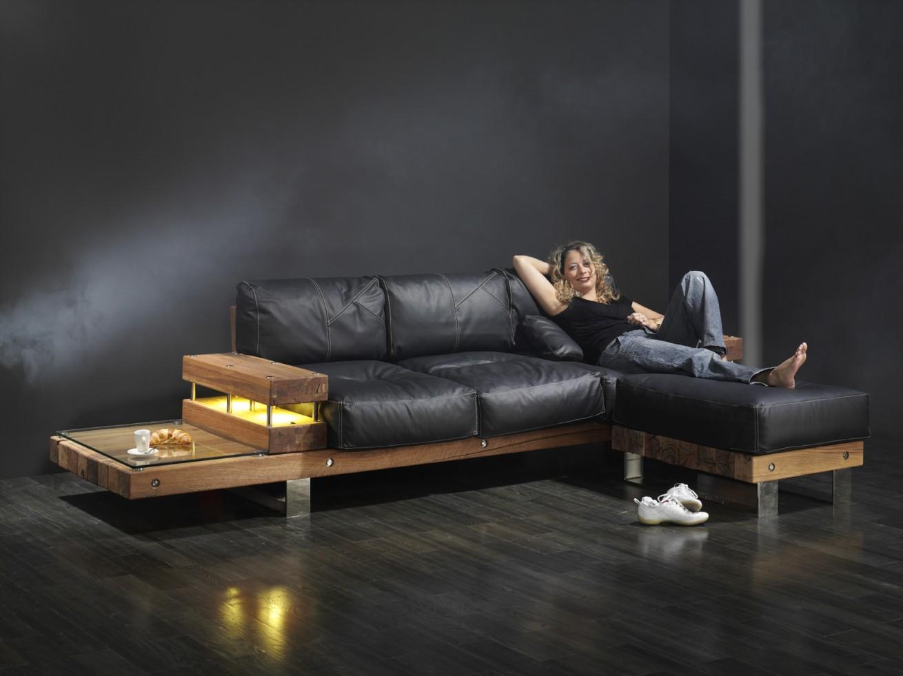 s'Bälkli Sofa