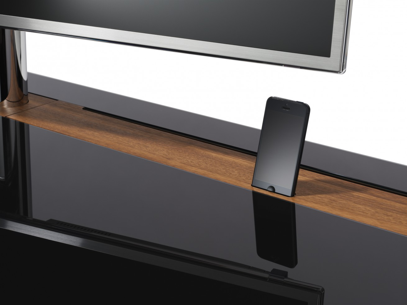 Home Entertainment mit Docking Station
