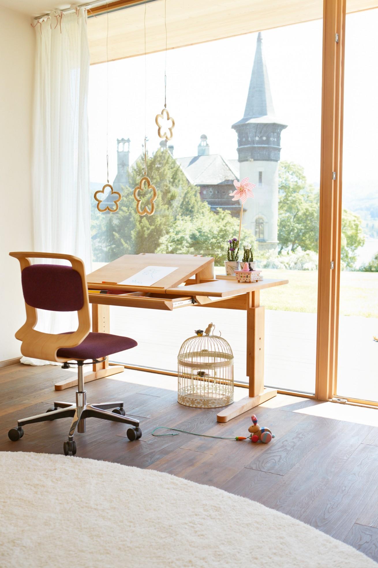 Schreibtisch – Ergo