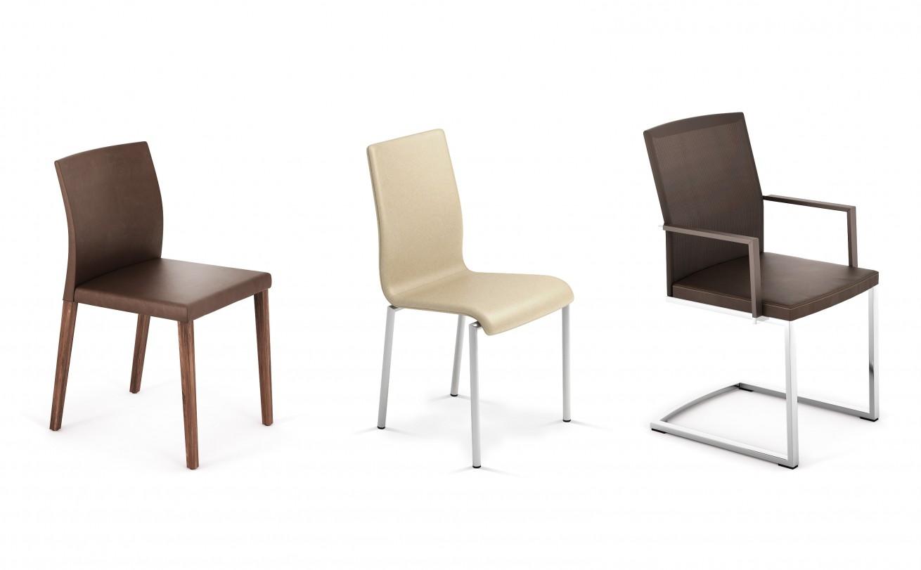 Stuhl – Vero, Classic und Silea