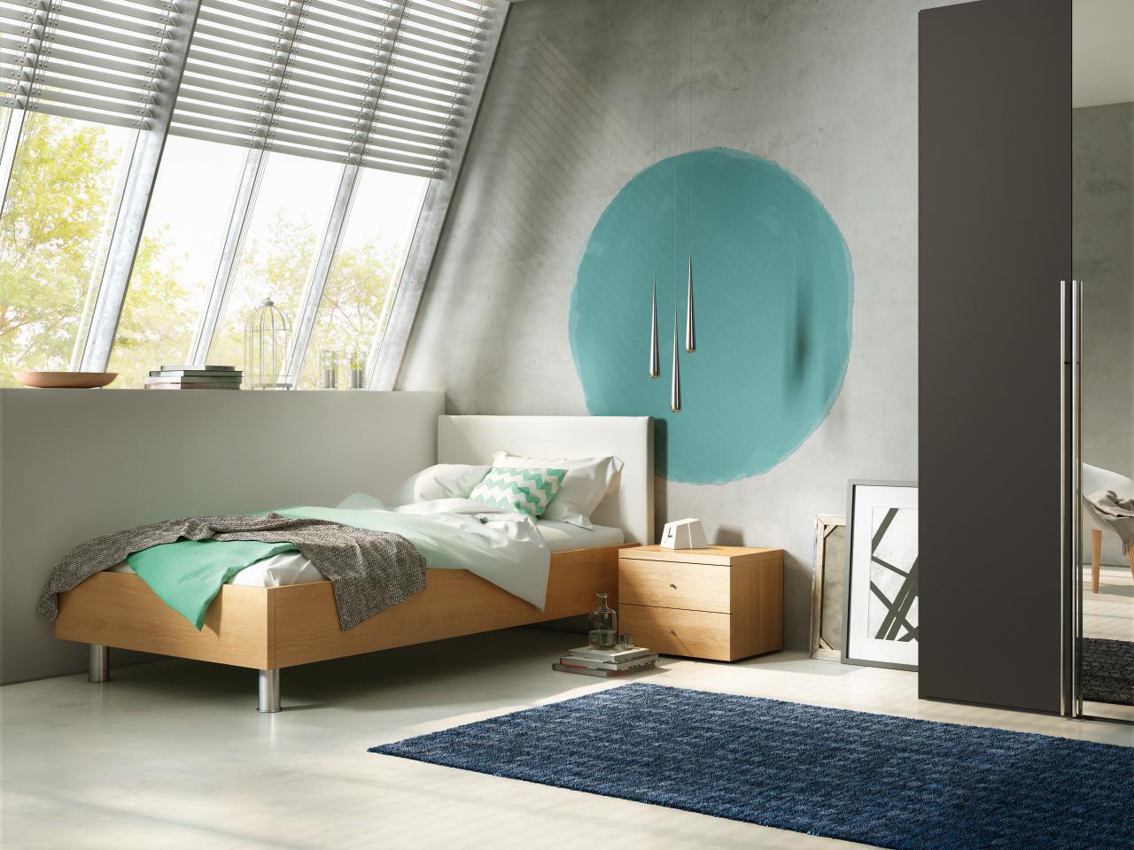 Schlafzimmer – Time