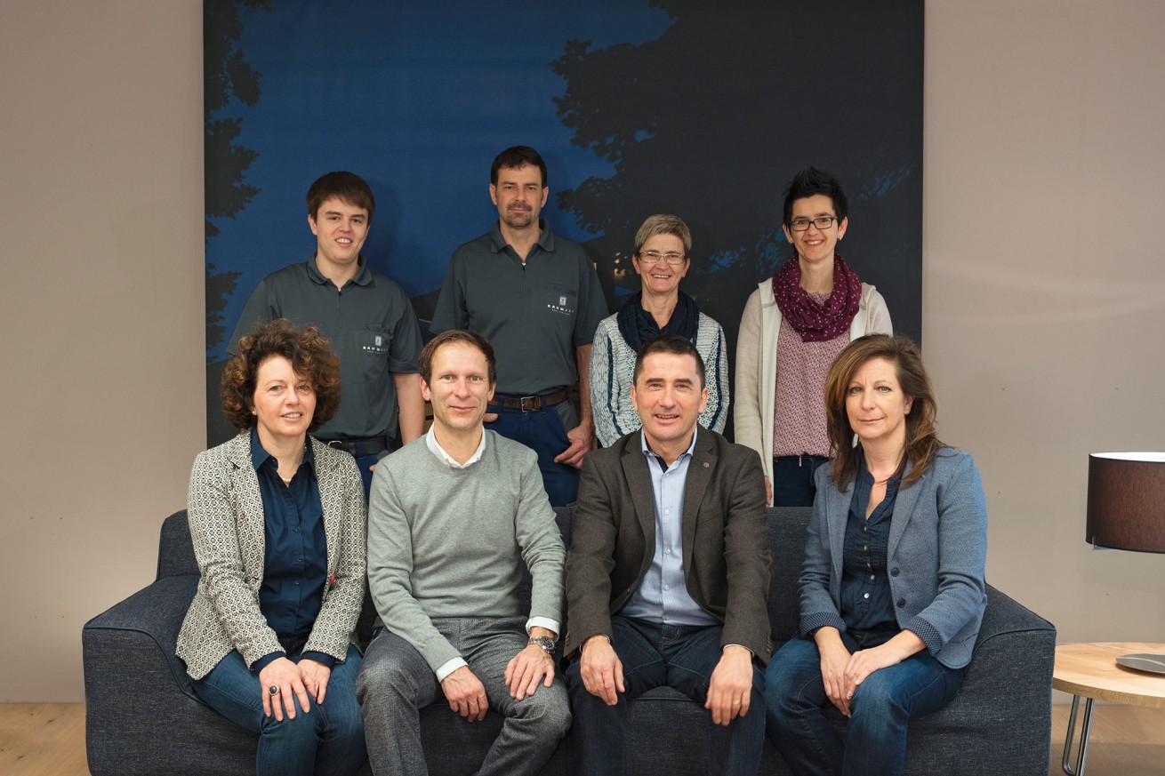 Das Raumart Team