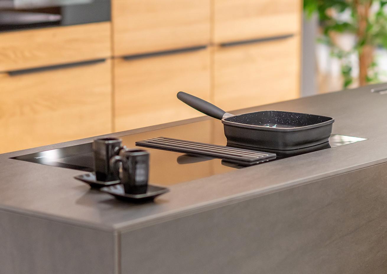 Lassen Sie sich in unserer Küchen-Ausstellung inspirieren und beraten