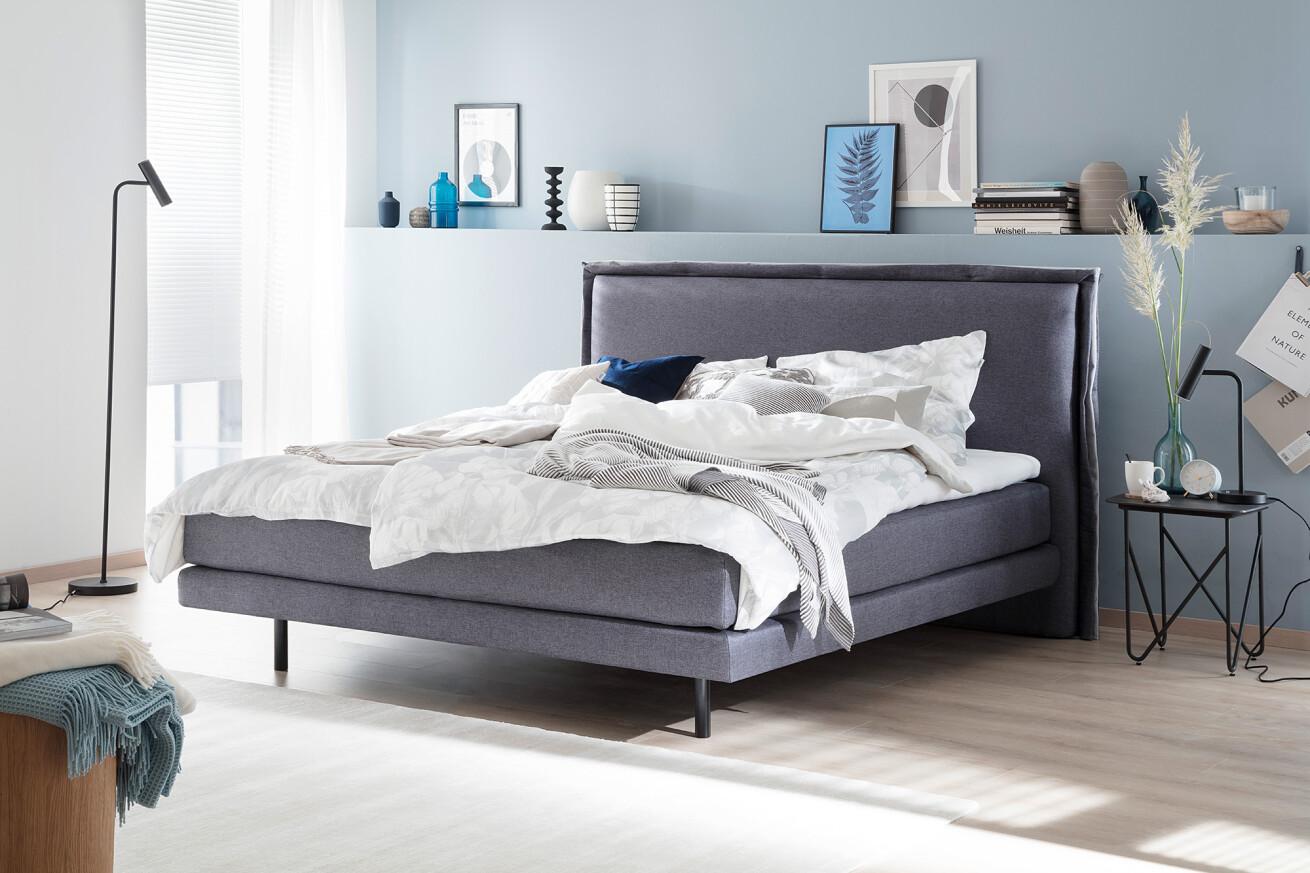 Schlafzimmer: «Schöner Wohnen Kollektion» – Exklusiv für Sie im Wallis!