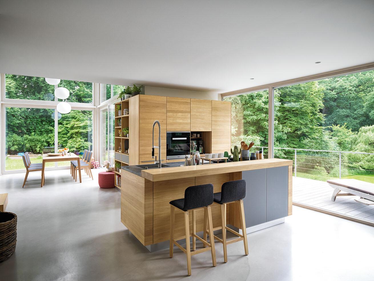 Team 7 – Küchen aus Naturholz in höchster Qualität!
